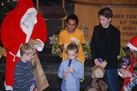 2. Advent 2012: Weihnachtsfeier - Neuapostolische Kirche ...