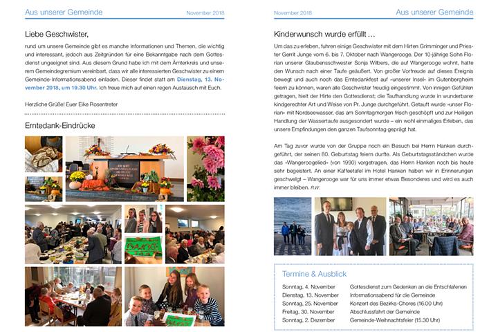 Aktuelles und Berichte - Neuapostolische Kirche Gemeinde ...